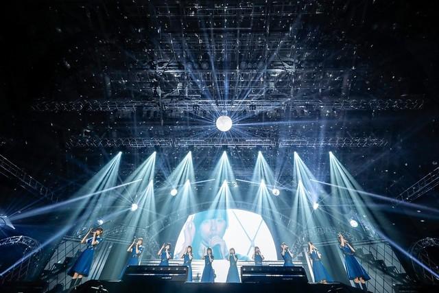 けやき坂46「けやき坂46 ひらがな全国ツアー2017 FINAL!」の様子。(撮影:上山陽介)