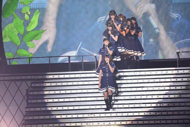けやき坂46「けやき坂46 ひらがな全国ツアー2017 FINAL!」の様子。