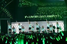 けやき坂46「けやき坂46 ひらがな全国ツアー2017 FINAL!」アンコールの様子。