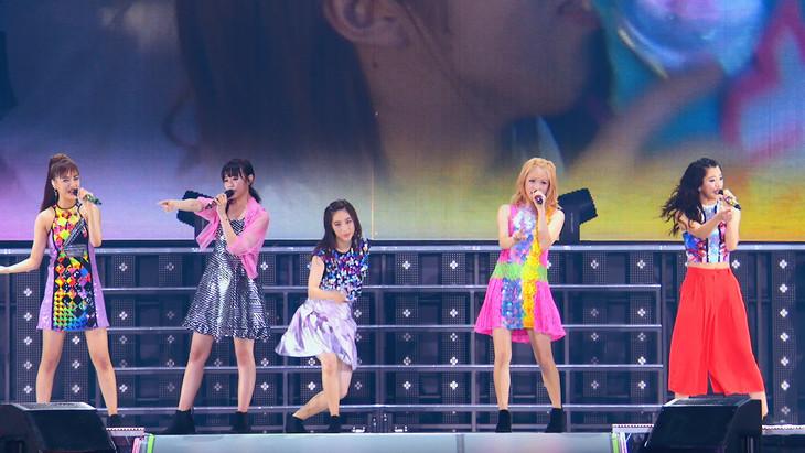 「E-girls LIVE 2017 ~E.G.EVOLUTION~」より。