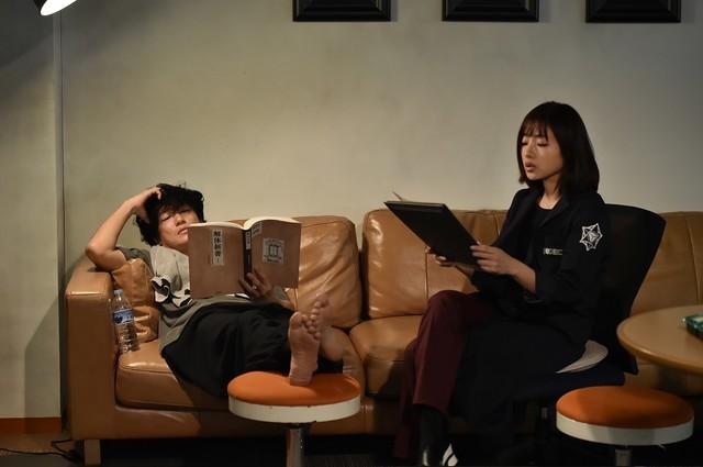 TBS系ドラマ「アンナチュラル」より。(c)TBS