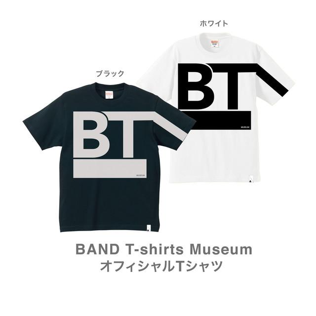 「BAND T-shirts Museum」オフィシャルTシャツ デザイン