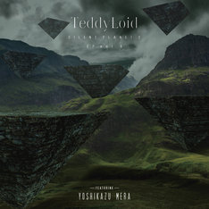 TeddyLoid「SILENT PLANET 2 EP vol.6 feat. 米良美一」配信ジャケット