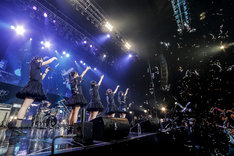 Party Rockets GT「Party Rockets GT ONEMAN LIVE~Future~」東京・Zepp DiverCity TOKYO公演の様子。(写真提供:エイトワン)