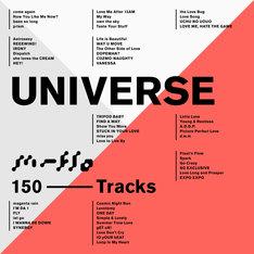 m-flo「UNIVERSE」ジャケット