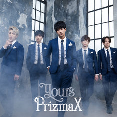 PrizmaX「yours」TYPE-Aジャケット