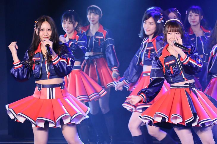 ライブレポート】SKE48地元劇場...