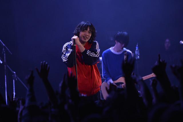 峯田和伸(Vo, G / 銀杏BOYZ)(写真提供:MICE ENTERTAINENT INC.)