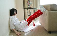 「keisuke kanda」2018年春夏コレクションを着用する、あの。