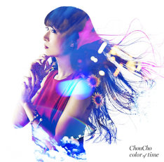 ChouCho「color of time」ジャケット