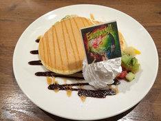 パンケーキ(オリジナルモナカ付き)1200円
