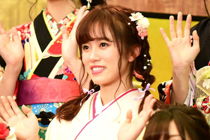 飯野雅(AKB48チーム4)