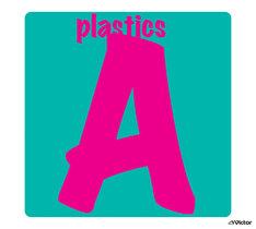 PLASTICS「A」ジャケット