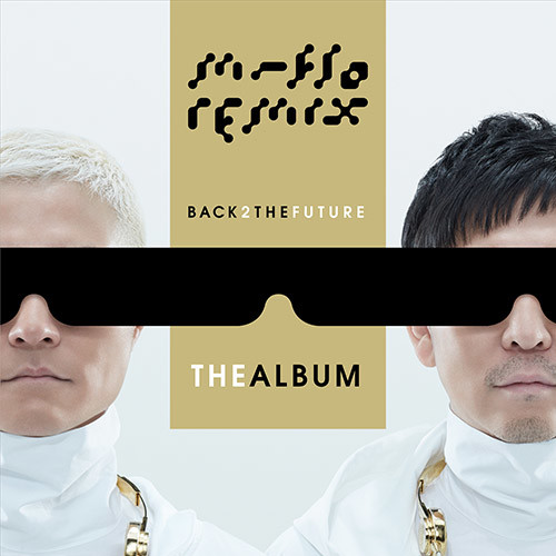 m-flo「BACK2THEFUTURETHEALBUM」ジャケット