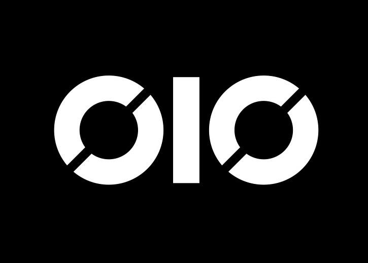 「OIO」ロゴ