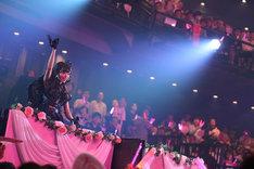 中井りか「中井りかソロコンサート~中井りかキャンペーン中~」東京・TOKYO DOME CITY HALL公演の様子。(写真提供:AKS)
