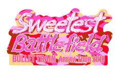 超特急「BULLET TRAIN ARENA TOUR 2018 SPRING『Sweetest Battle Field』」ロゴ