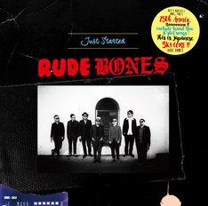 RUDE BONES「JUST STARTED」ジャケット