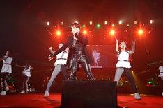 T.M.Revolution(写真提供:ニッポン放送)