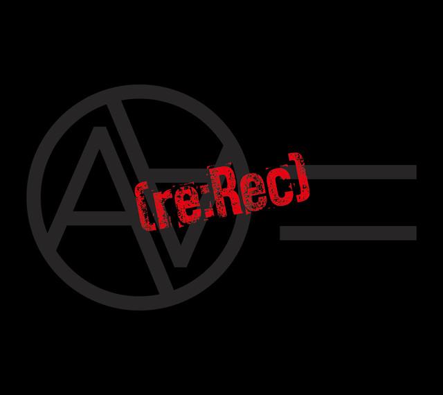AA=「(re:Rec)」ジャケット