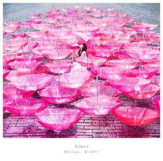 Aimer「Ref:rain / 眩いばかり」初回限定盤ジャケット