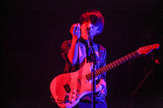 斎藤宏介(Vo, G)(Photo by Viola Kam[V'z Twinkle])