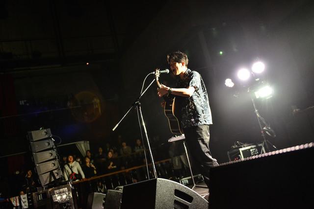 Keishi Tanaka(撮影:清水ケンシロウ)