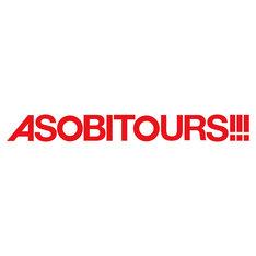 「ASOBITOURS!!!」ロゴ