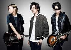 BREAKERZ「GREAT AMBITIOUS -Single Version-」のアーティストビジュアル。