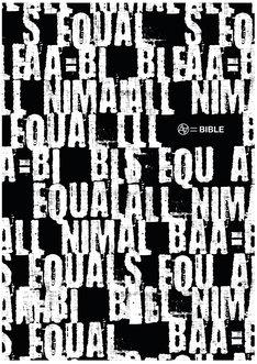 「AA= BIBLE」表紙