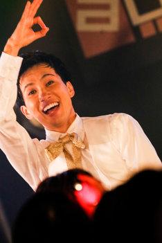 池田タイキ(撮影:M.キセキ)