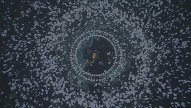 GOMAのライブシーン。(写真提供:NHK)