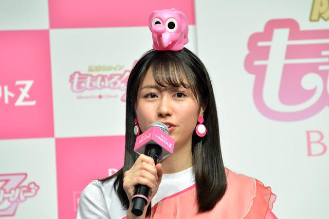 佐々木彩夏(あーりん)