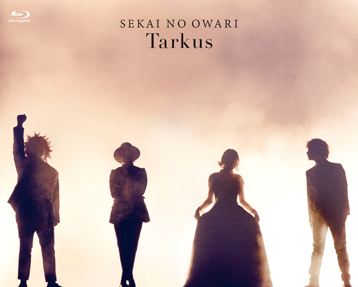 SEKAI NO OWARI「Tarkus」Blu-rayジャケット
