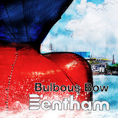 Bentham「Bulbous Bow」通常盤ジャケット