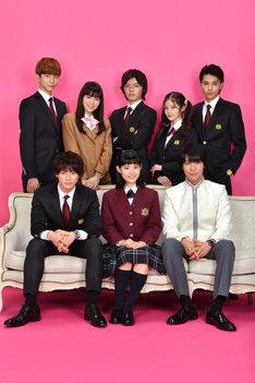 「花のち晴れ~花男 Next Season~」ビジュアル (c)TBS