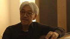 「津波ピアノ~坂本龍一と東北の7年~」のワンシーン。(写真提供:NHK)
