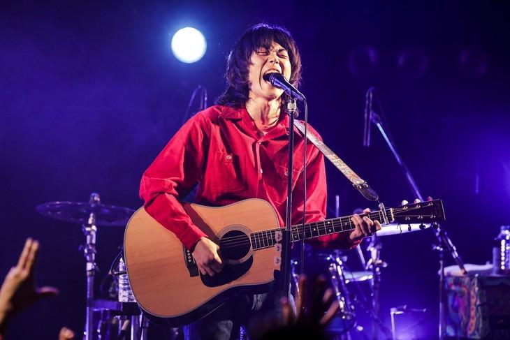菅田将暉「菅田将暉 Premium 1st TOUR 2018」大阪公演の様子。(Photo by HAJIME KAMIIISAKA)