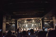 アイドルネッサンス「ヨコハマで感謝するネッサンス!!」の様子。