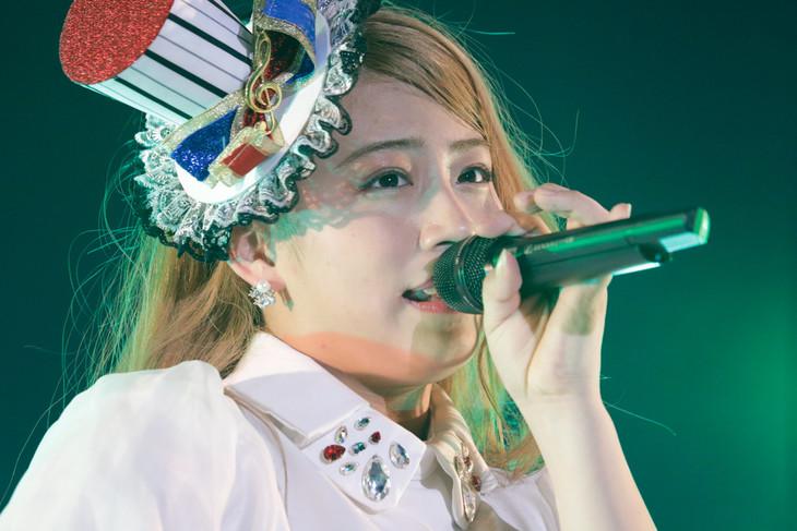 坂本遥奈(photo by HIROKAZU)