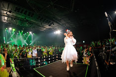 坂本遥奈「HARUNA STYLE」の様子。(photo by HIROKAZU)