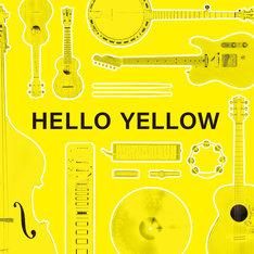 D.W.ニコルズ「HELLO YELLOW」ジャケット