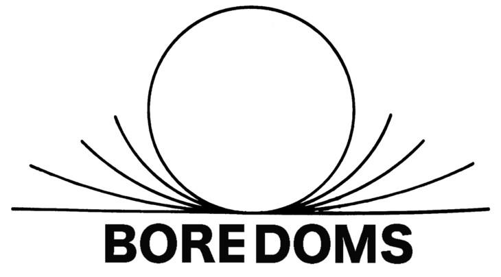 BOREDOMSロゴ