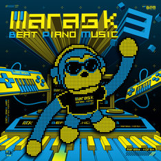 maras k「Beat Piano Music3」ジャケット
