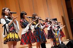 「東日本大震災復興支援~誰かのためにプロジェクト 2018~」イベントの福島公演の様子。