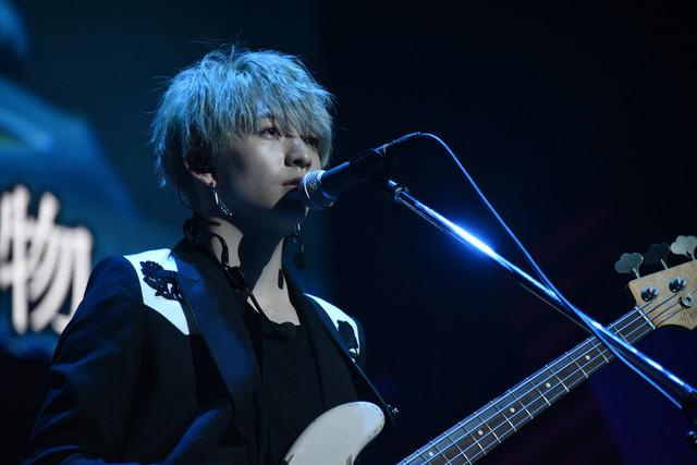 小林龍二(DISH//)
