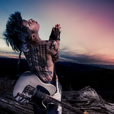 MIYAVI「Long Nights feat. Sonita - World Mix」配信ジャケット