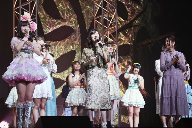 「SKE48 22ndシングル『無意識の色』(通常盤)全国握手会」の様子。