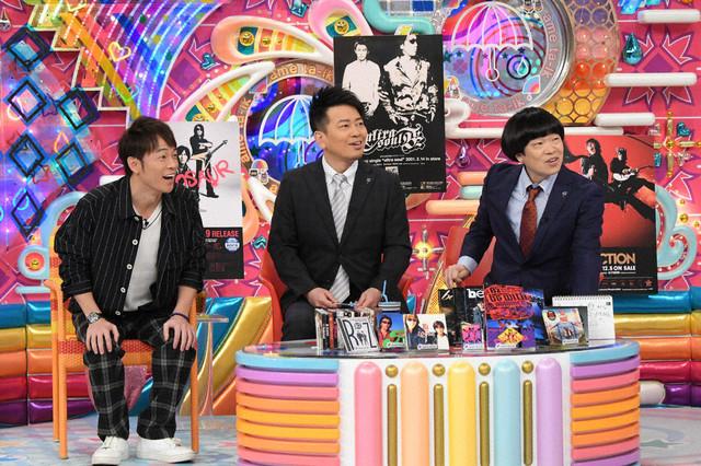 「アメトーーク!」3月22日放送回の様子。 (c)テレビ朝日