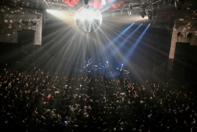 syrup16g「COPY発売16周年記念ツアー『十六夜 <IZAYOI>』最終夜『冥途』」の様子。(Photo by Viola Kam [V'z Twinkle])
